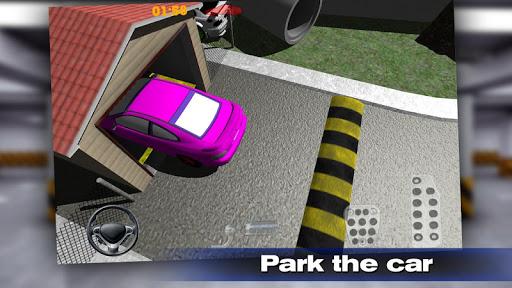 Simulator perfect parking 3D