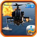 Gunship Helicopter Air Strike icon
