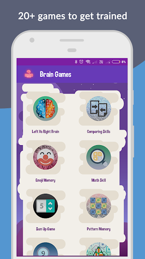 Brain Games 3.7.7 screenshots 1
