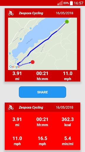 Cycling - Bike Tracker screenshot 5