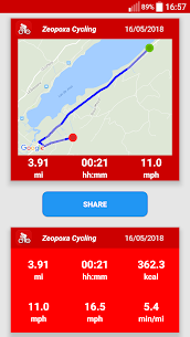 Cycling – Bike Tracker 5