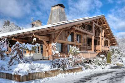 The Pearl of Mont Blanc Chalet