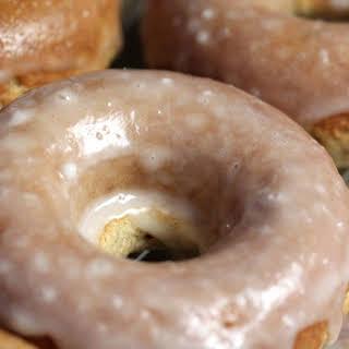 Baked Cake Doughnuts Recipes.