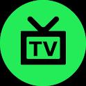 App TV ao vivo - player de TV aberta ao vivo icon