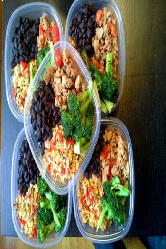 健康的膳食計劃