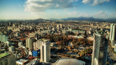 Photo: Seoul from Above