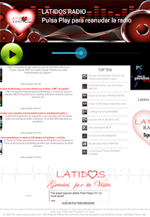 LATIDOS RADIO screenshot 2