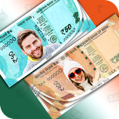 New Currency Note Photo Frame / Money Photo Frame
