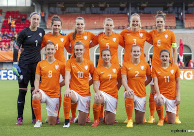 Le nouveau logo des Oranje: enfin de vraies Lionnes!