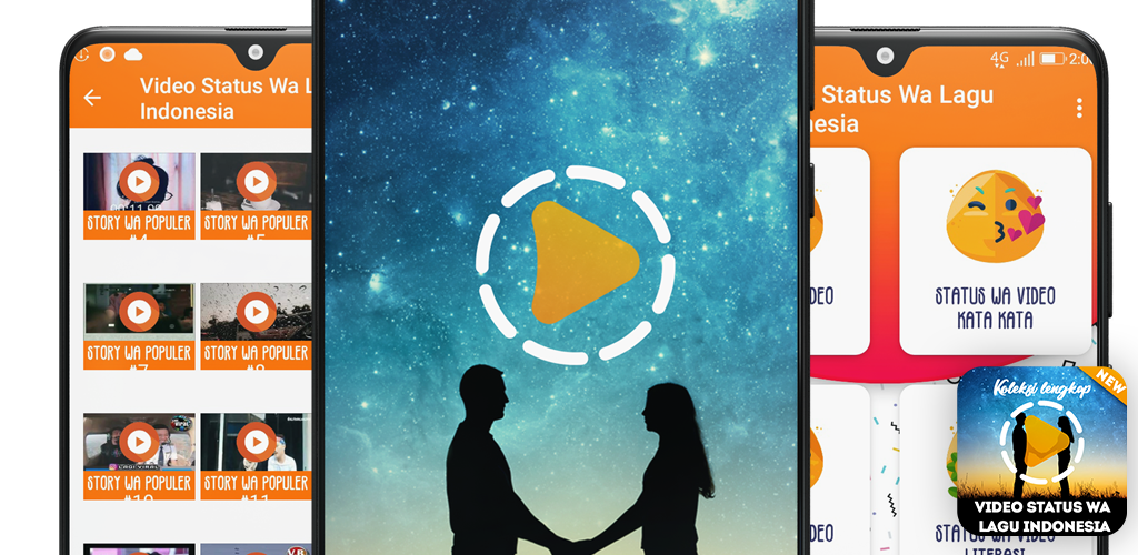 Download Video Status Wa Lagu Indonesia Apk Latest Version