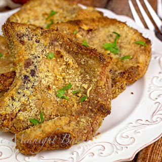 Baked Golden Ranch Pork Chops