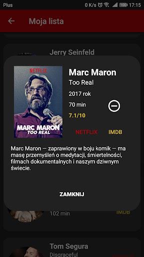 Stand Up Netflix 1.0 screenshots 3