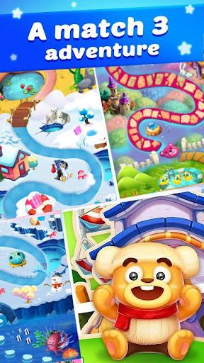 Sweet Fruit Candy: New 2020 Games apkmind screenshots 4