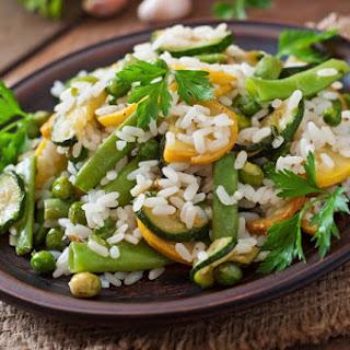 Veggie Pilaf