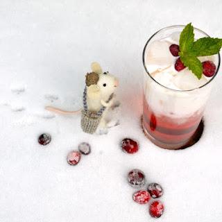 Blushing Russian Soda {Includes Non-Alcoholic Version} Recipe