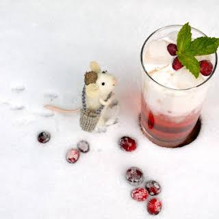 Blushing Russian Soda {Includes Non-alcoholic Version}.