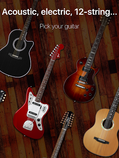 Guitar - play music games, pro tabs and chords! 1.12.00 screenshots 9
