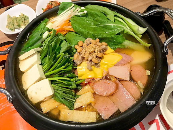 林家匠韓國部隊鍋 只要200元起!一個人就能吃的冠軍泡菜鍋