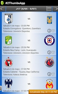 Soccer Mexican League 4