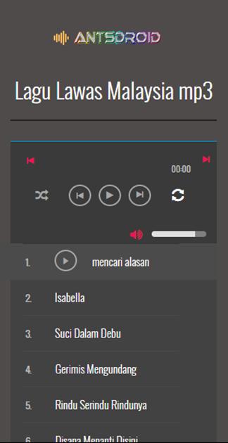 free download music mp3 indonesia lama