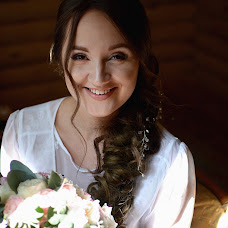 Wedding photographer Anna Ushakova (annaushakova). Photo of 21.08.2017