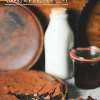 Buckwheat Almond Tart Crust
