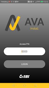 AVA Install - náhled