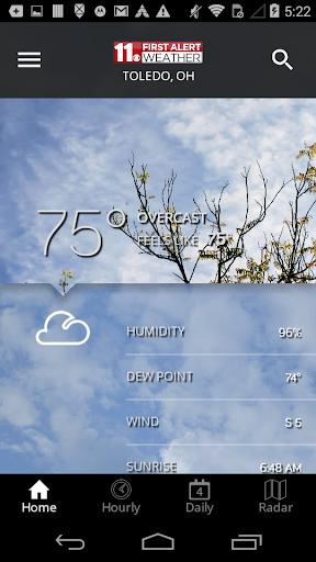 玩免費天氣APP|下載WTOL First Alert Weather app不用錢|硬是要APP