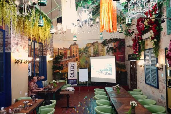 Purezza Cafe Medan