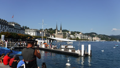 Photo: Kikötő /Luzern/