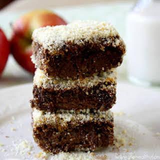 Vegan Cacao Almond Baked Breakfast Quinoa Squares (Vegan, Gluten-Free, Dairy-Free, Egg-Free, No Refined Sugar).