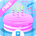 Cake Maker Kids - Cooking Game icon
