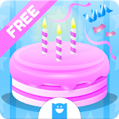 Cake Maker Kids - Cooking Game