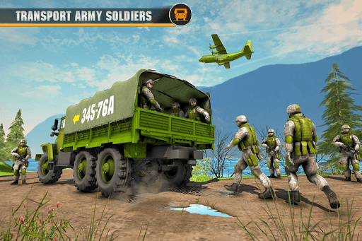 US Army Transport – Military Games 2019 screenshots 2