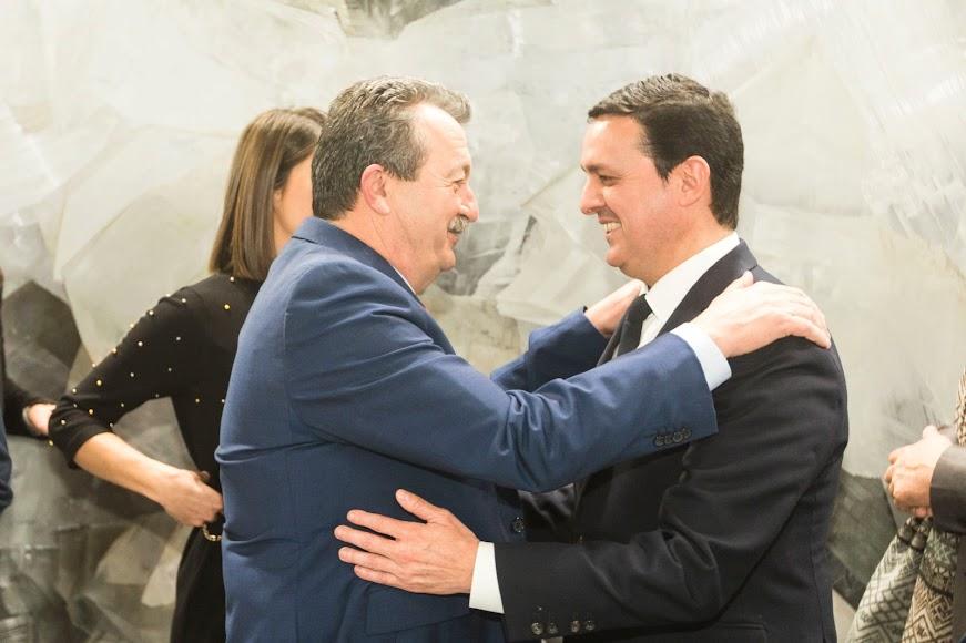 Juan Pedro García y Javier A. García.