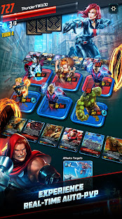 Mod Game MARVEL Battle Lines for Android
