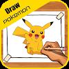 How to Draw Pokemon & Pokemon