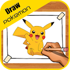 How to Draw Pokemon & Pokemon icon