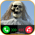 Ghost Fake Call icon