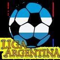 Widget Liga Argentina 2016