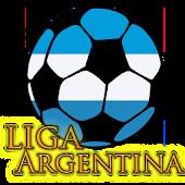 Widget Liga Argentina 2015
