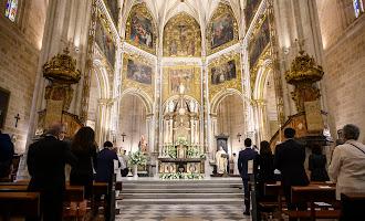 Celebración del Corpus Christi en Almería 2020