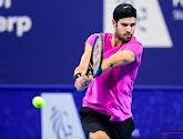 Khachanov vloog uit tegen umpire en verloor in kwartfinales European Open