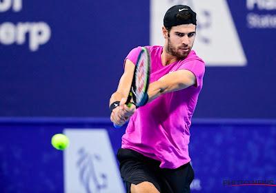 Halve finales European Open gekend: geen Khachanov meer na uitbarsting tegen matige umpire