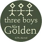 Three Boys Golden Ale