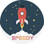 Rocket speed browser Icon