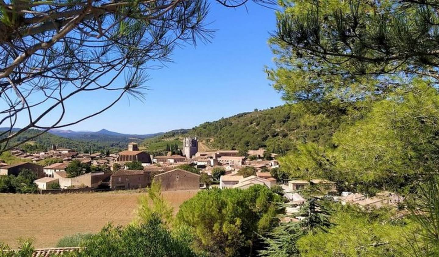 Villa with pool and garden Narbonne
