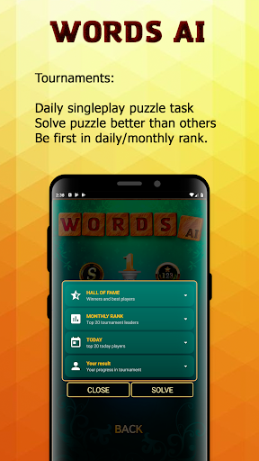 Word Games AI (Free offline games) 0.7.2 screenshots 4