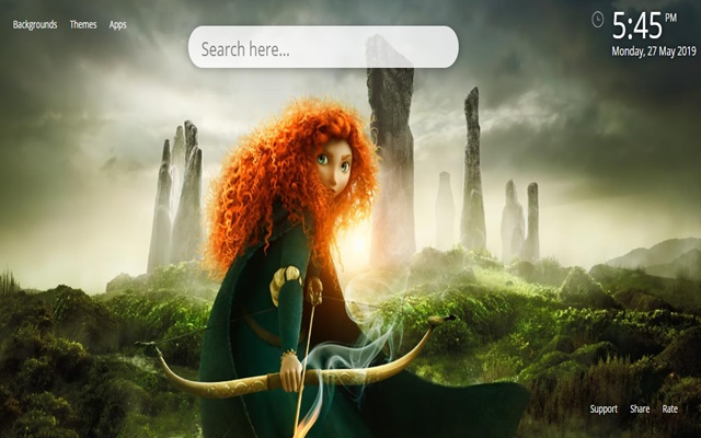 Brave Free Wallpapers