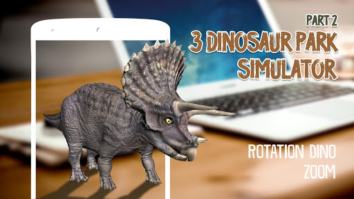 3D Dinosaur park simulator part 2 1.0 screenshots 2